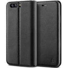 ขาย เคส Huawei P10 Plus Wallet Flip Case Cover Black Bez® เคสหนัง เคสหัวเหว่ย P10 Plus ฝาพับ ฝาปิด ซองมือถือ กันกระแทก สีดำ Pu4 Hp10P กรุงเทพมหานคร