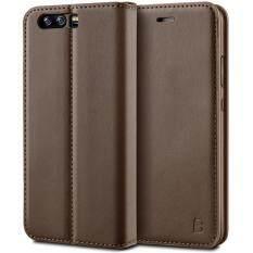 ขาย ซื้อ ออนไลน์ เคส Huawei P10 Wallet Flip Case Cover Bez® เคสหนัง เคสหัวเหว่ย P10 ฝาพับ ฝาปิด ซองมือถือ กันกระแทก Pu4 Hp10
