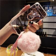 ซื้อ Huawei P10 P9 P10Plus กระจกวางต้านทานแหวนลูกผมโทรศัพท์เปลือกแขนป้องกัน ใน ฮ่องกง