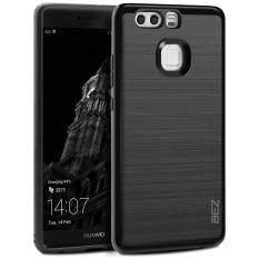 ซื้อ เคส Huawei P9 เคส หัวเหว่ย P9 เคสหัวเว่ย P9 Cases Huawei P9 Bez® เคสมือถือ กันกระแทก กันขอบ 2 ชั้น เนื้อบาง Huawei P9 Slim Hybrid Shockproof Case Cover Spr Hp9