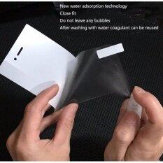 โปรโมชั่น Huawei P9 Film ฟิล์ม กันกระแทก เต็มจอ ใช้น้ำติด Film Anti Shock For Huaweip9 Hydrate