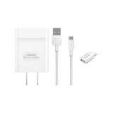 ขาย Huawei Type C Value Set 7 Quick Charger 2 Qualcomm สาย Micro Usb Fast Charging Cable ความยาว 1M White หัวเเปลงช่อง Usb Type C เป็น Micro Usb White ของแท้ พร้อมประกัน Huawei ใน ไทย