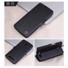 ราคา Huawuque Luxury Flip Leather Phone Case For Oppo Find 7 9007 Black Intl ออนไลน์