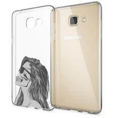 Hug Case TPU เคส Samsung Galaxy A5 2017 เคสโทรศัพท์พิมพ์ลาย 1140 เนื้อบาง 0.3 mm