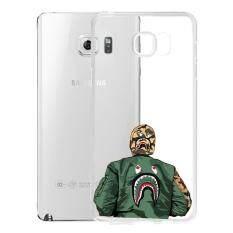 Hug Case TPU เคส Samsung Galaxy Note 5 เคสโทรศัพท์พิมพ์ลาย 1159 เนื้อบาง 0.3 mm