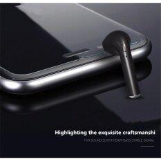 ราคา Hbq I7 หูฟัง บลูทูธ Wireless Music Bluetooth Earphone หูฟังใส่ข้างซ้ายข้างเดียว V4 1 Headphone Stereo Single Bluetooth Earphone For Smart Phone ใหม่ ถูก