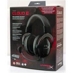 หูฟัง Head Phone Kingston HyperX Cloud ll Gun Metal Pro Gaming Headset