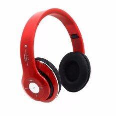 หูฟังบลูทูธ ไร้สายแบบครอบหู Wireless Bluetooth Headphone Stereo รุ่น STN-16