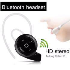 ซื้อ หูฟังบลูทูธ Mini Bluetooth A8 Snail Bluetooth Headphone Mini Bluetooth Earphone Headphone Mini V4 1 Wireless Bluetooth Handfree For Iphone Samsung สีดำ ถูก