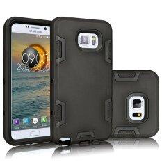ส่วนลด สินค้า Hybrid Shock Absorbing Dust Dirt Proof Defender Rugged Full Body Protective Hard Case Cover Shell For Samsung Galaxy Note 5 V Sm N920 Intl