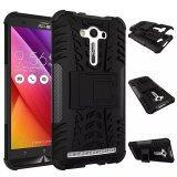 ซื้อ Hybrid Tpu Pc Protective Case For Asus Zenfone 2 Laser Ze550Kl Black ออนไลน์