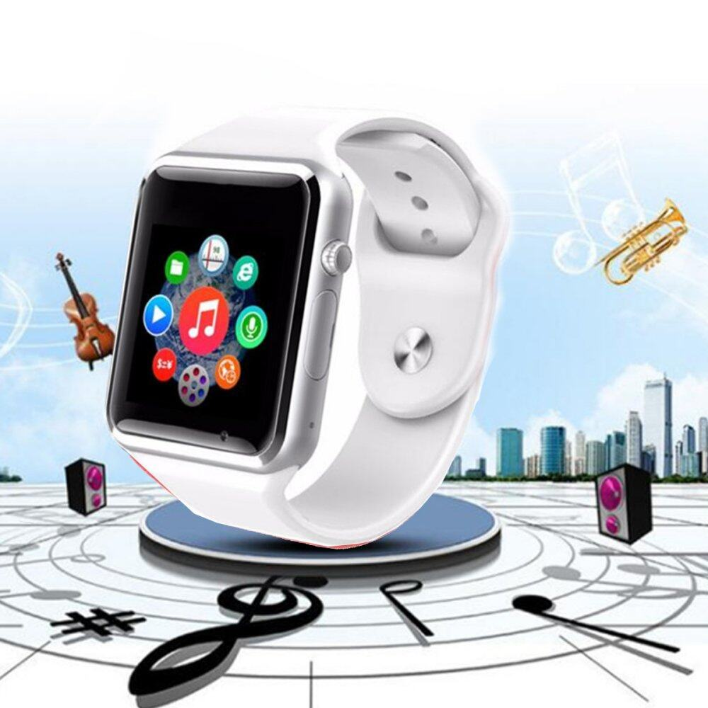 I-SMART Bluetooth watch for Android Phone (White)