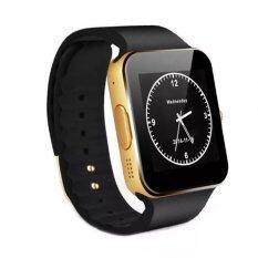 I-Smart นาฬิกาโทรศัพท์อัจฉริยะ Watch Phone Hi-End นาฬิกาโทรศัพท์อัจฉริยะ รุ่น SW Plus (สีดำ/ทอง)