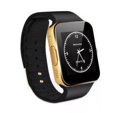I-Smart Smart Watch Phone Hi-End นาฬิกาโทรศัพท์อัจฉริยะ รุ่น SW Plus (สีดำ/ทอง)