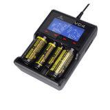 ขาย ซื้อ ออนไลน์ I Unique Xtar Vc4 Usb Charger Li Ion Ni Mh Battery Charger Black