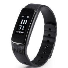 ราคา I6 Iwown Hr Wristband Smart Watch Heart Rate Monitor Bluetooth 4 Waterproof Fitness Tracker Bracelet For Ios And Android Intl ใหม่
