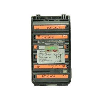 แบตเตอรี่วิทยุสื่อสาร BP264 สำหรับ ICOM 80FX V80T G80 ไส้ GS-YUASA