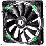 ส่วนลด Id Cooling Cf 14025 พัดลม เคส Fan Case 14 Cm Led Fan Concentric Circular สีเขียว Id Cooling กรุงเทพมหานคร