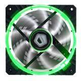 ส่วนลด Id Cooling Fan Case 120Mm Id Cooling Cf 12025 Circular Green Led กรุงเทพมหานคร