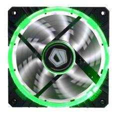 ID-COOLING FAN CASE 120MM ID Cooling CF-12025 Circular Green LED