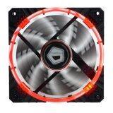 ราคา Id Cooling Fan Case 120Mm Id Cooling Cf 12025 Circular Red Led กรุงเทพมหานคร
