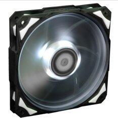 ราคา Id Cooling Fan Case 120Mm Id Cooling Pl 12025 White Led Id Cooling