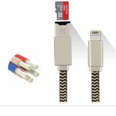 ขาย ซื้อ Idrive Idragon Iusbpro Lightning Usb Card Reader Cable แฟลชไดร์ฟสำรองข้อมูลสำหรับ Iphone6 6S Iphone7 7Plus Ipad Huawei ใน กรุงเทพมหานคร