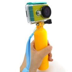 iGo ทุ่นลอยน้ำ สำหรับกล้อง Gopro / SJCAM / Xiaomi Yi (สีเหลือง)