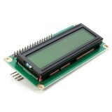 ราคา Iic I2C 1602 Yellow Green Backlight Lcd Display Module For Arduino Intl เป็นต้นฉบับ