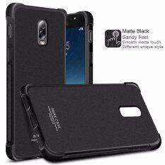 ราคา Imak สำหรับ Galaxy J7 Plus Tpu ซิลิโคนครอบคลุมเต็มรูปแบบสำหรับ Galaxy C7 2017 เป็นต้นฉบับ