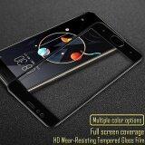 ขาย ซื้อ Imak Full Size Tempered Glass Screen Protector For Zte Nubia M2 Black Intl