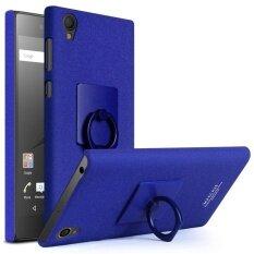 โปรโมชั่น Imak Hard Pc Matte Cowboy Phone Case For Sony Xperia L1 Back Cover Ring Holder Intl ถูก