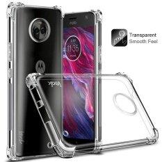 ซื้อ Imak Tpu Silicone Phone Case For Motorola Moto X4 Intl ใน จีน