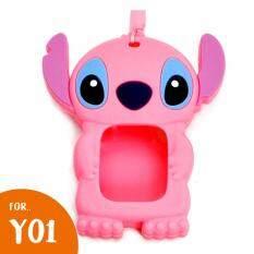 ซื้อ เคสคล้องคอ สำหรับ Imoo Watch Phone รุ่น Y01 รูป สติช Stitch ใหม่ล่าสุด