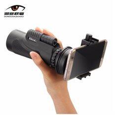 ซื้อ Import Universal 12X50 Hiking Concert Camera Lens Telescope Monocular With Holder For Smartphone Intl ออนไลน์