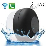 ขาย Innotech Water Resistant Shower Bluetooth Speaker ลำโพงบลูทูธ กันน้ำ รุ่น Bts 06 สีดำ ออนไลน์