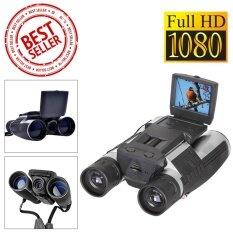 ความคิดเห็น Inspy กล้องส่องทางไกลสองตาบันทึกวีดีโอ 12X Dt108