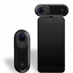 ส่วนลด สินค้า Insta360 หนึ่ง Hardwrk ฉบับ 360 ° การกระทำ Camera สำหรับ Iphone นานาชาติ