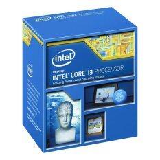 ซื้อ Intel Core I3 Socket 1150 3 6Ghz I3 4160 2 4 3 Mb Bx80646I34160 Intel ถูก