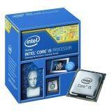 Intel Core I5 Socket 1150 3 2Ghz I5 4460 4 4 6 Mb Bx80646I54460 เป็นต้นฉบับ