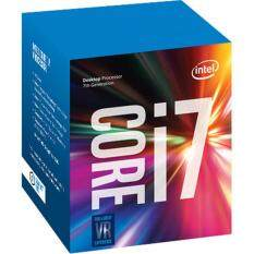 Intel CPU Core i7-7700 Up to 4.2GHz 4C/8T LGA-1151