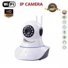 ซื้อ Ip Camera Cctv P2P กล้องวงจรปิด กล้องไอพี 1 3 ล้านพิกเซล Hd 720P 960P Ir Cut Wi Fi และ ไมโครโฟน ในตัว White ออนไลน์ ถูก