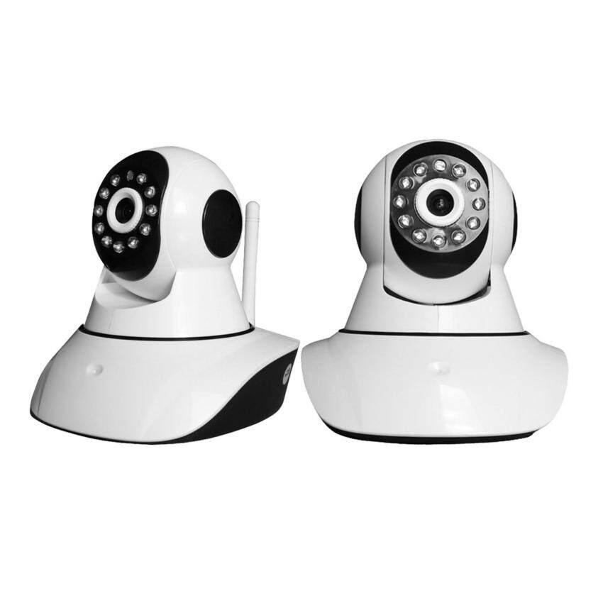 ซื้อ Ip Camera Hd 720P 3X Digital Zoom Wireless Wifi P2P Ip Camera Support 128G Tf Card Surveillance Camera Intl