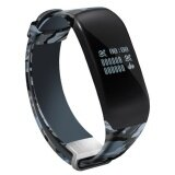 ราคา Ip67 H5 Waterproof Smart Wristband Bracelet Sport Band Forswimmingwatches Oled Bluetooth 4 With Sleep Tracker Healthtracker Bl Black Int L Intl ใหม่ ถูก