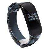 Ip67 H5 Waterproof Smart Wristband Bracelet Sport Band Forswimmingwatches Oled Bluetooth 4 With Sleep Tracker Healthtracker Bl Black Int L Intl Unbranded Generic ถูก ใน จีน