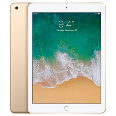 Apple iPad 9.7-inch Retina Display Wi-Fi 128GB - Gold
