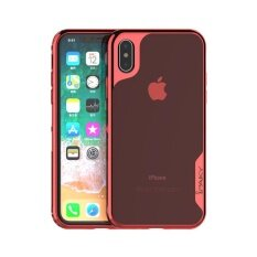 Ipaky For Apple Iphone X 10 Luxury Electroplated Clear Hybrid Tpu Soft Case Intl Ipaky ถูก ใน จีน