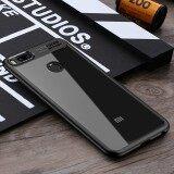 Ipaky Soft Silicone Frame Acrylic Plastic Transparent Case For Xiaomi Mi 5X Mi A1 Intl จีน