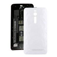 ขาย Ipartsbuy สำหรับ Asus Zenfone2 Ze551Ml ปกหลังเดิมพร้อม Nfc Chip สีขาว นานาชาติ ฮ่องกง
