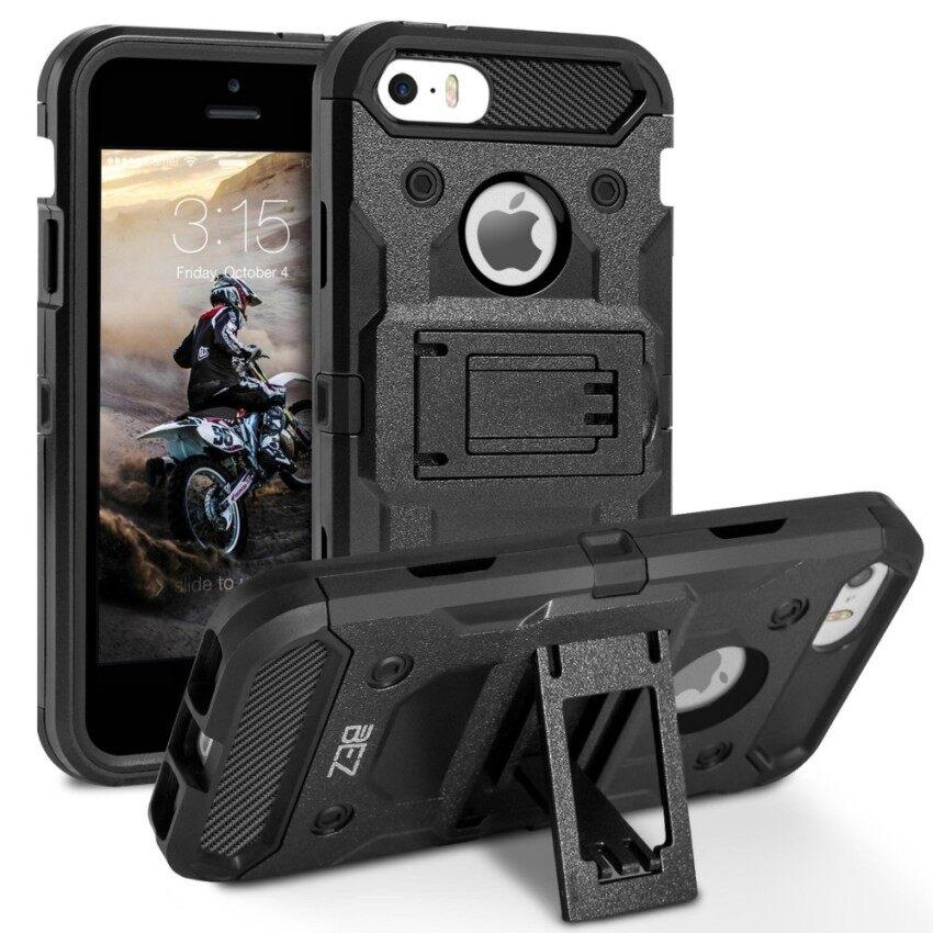 เคส iphone 5S 5 SE เคสไอโฟน เคสมือถือ เคสฝาหลัง กันกระแทก BEZ® Shockproof Case Cover for Apple iPhone 5S 5 SE ปลอกมือถือ เนื้อด้าน // SP4-5G